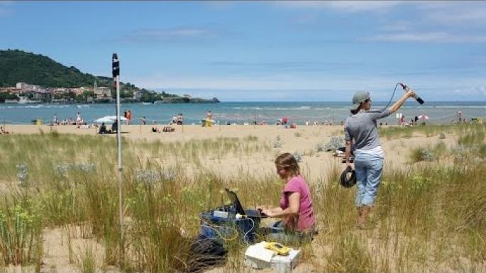 une start-up au service du littoral