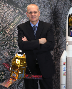 Jean-Yves Le Gall. © CNES/LEFEUVRE Eric, 2013