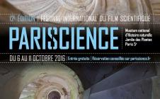 Pariscience 2016 - 12e édition