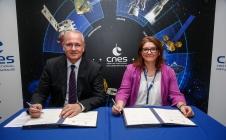 [Presse] [#SpaceBourget17] Le CNES soutient la recherche juridique pour « Inventer l'espace de demain »