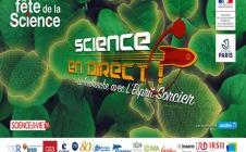 [Replay] Fête de la science 2019 : Science en direct #FDS2019