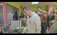 Thomas Pesquet : liaison radio avec des collégiens